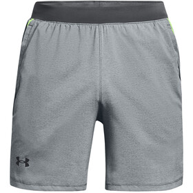 Under Armour Launch SW 7'' Shorts Men pitch gray full heather-hyg